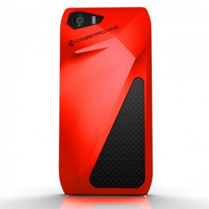 Casemachine Sesto красный для iphone 5/5s