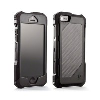 Бампер Element Case Rogue AL Черный iphone 5/5s