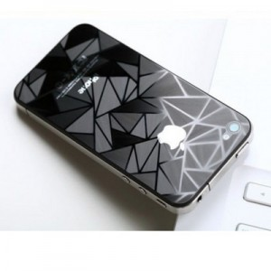 Защитная пленка 3D iphone 5