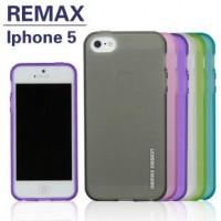 Силиконовый чехол  для iPhone 5 Remax