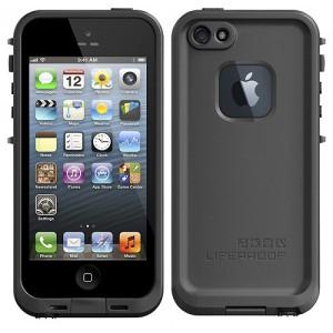 Чехол Lifeproof черный для iphone 5