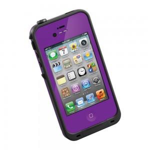 Чехол Lifeproof фиолетовый для iphone 5