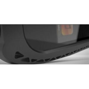 Противоударный чехол Lunatik Seismik черный для iPhone 5/5s
