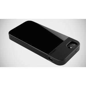 Чехол Lunatik Flak черный для iPhone 5/5s