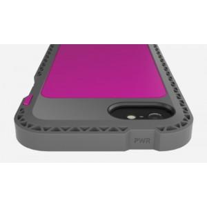 Противоударный чехол Lunatik Seismik розовый для iPhone 5/5s