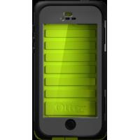 OtterBox Armor черный чехол на iphone 5