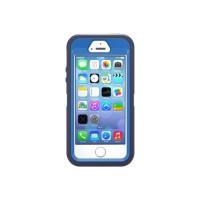 Корпус OtterBox Defender на iPhone 5 Синий с синим