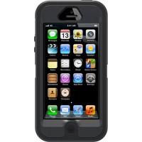 Корпус OtterBox Defender на iPhone 5 Черный