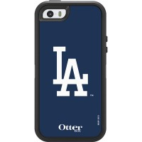 OtterBox Defender LA Dodgers на iPhone 5 Realtree