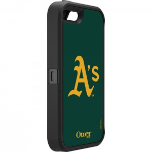 OtterBox Defender Realtree Xtra Oakland A's