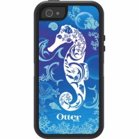 Корпус OtterBox Defender на iPhone 5 sea waves