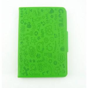 iPad mini cute green