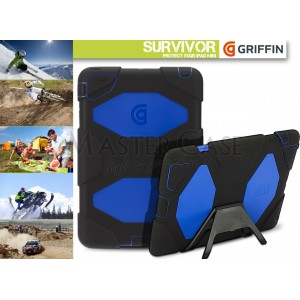 Чехол Griffin Survivor синий для ipad mini