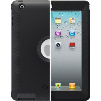 Чехол OtterBox Defender Black для ipad 2/3/4