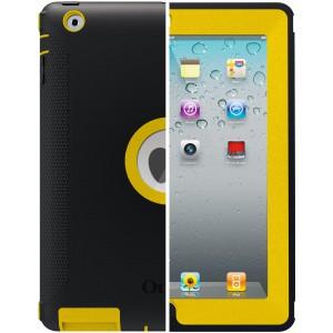Чехол OtterBox Defender Black Yellow для ipad 2/3/4