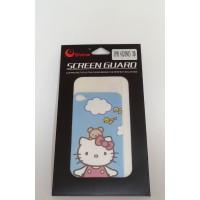 Защитная пленка 3D Hello Kitty для iphone 4/4s