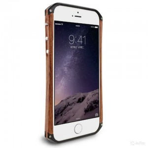 Бампер Element case ronin Black для iphone 6(s)