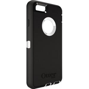 Otterbox Defender Черный с белым для iPhone 6 Plus (5.5)