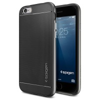 Бампер Spigen полный  черный для iPhone 6 (4,7)