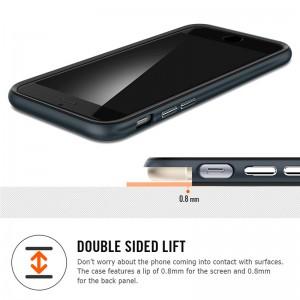 Бампер Spigen Черный для iPhone 6 (4,7)