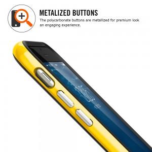 Бампер Spigen Желтый для iPhone 6 (4,7)