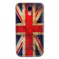 Задняя крышка Британский флаг для Samsung Galaxy S4